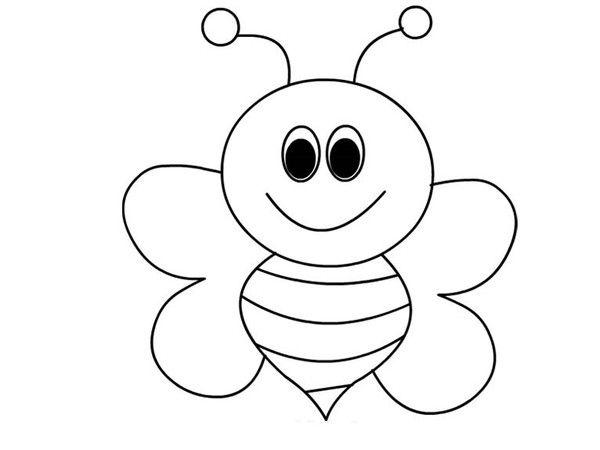 Coloriages abeilles - Coloriage d abeille ...