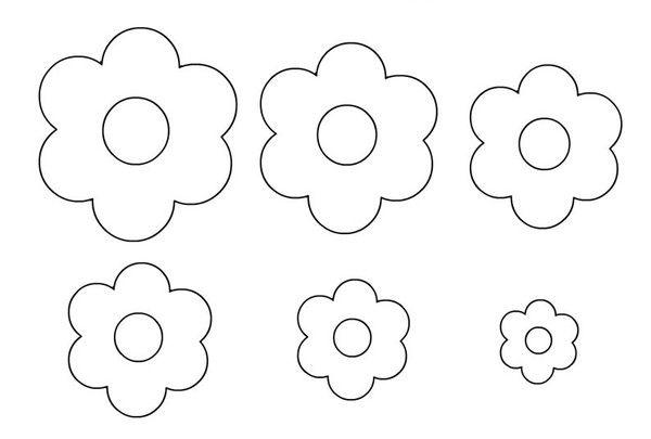 Gabarit Fleur A Imprimer Steadlane Club