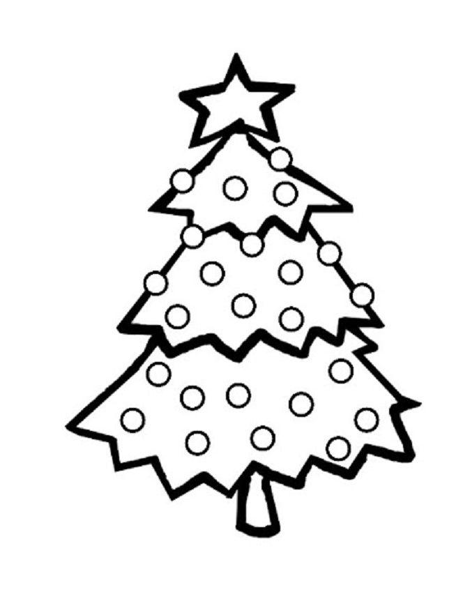 Coloriages Gommettes De Noël En Noir Blanc 6